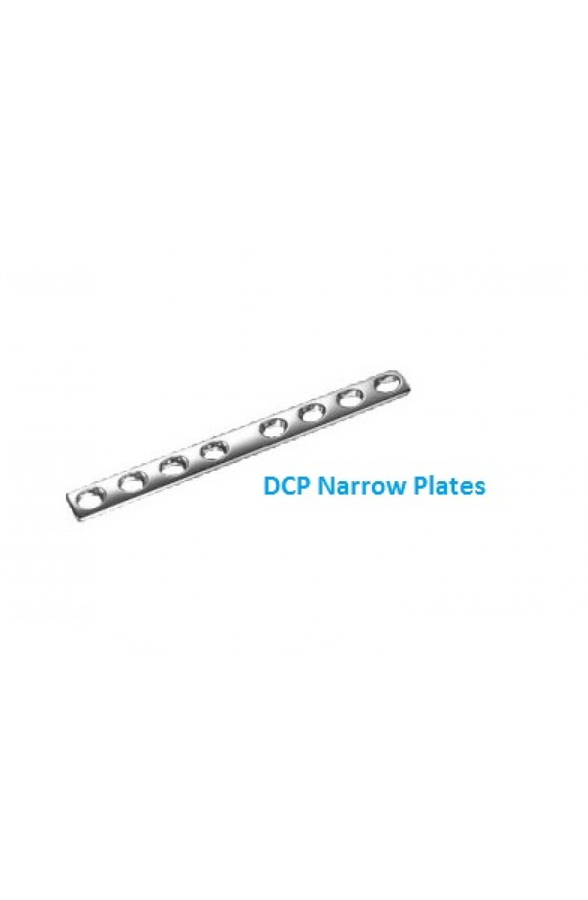 DCP 4.5 mm, Narrow PlatesDCP Plates