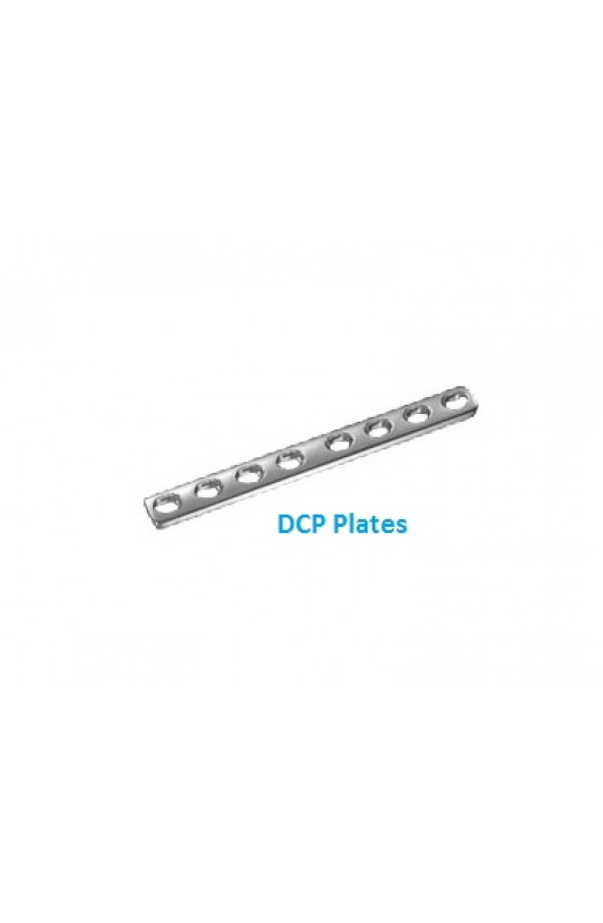 DCP 3.5 mm PlatesDCP Plates