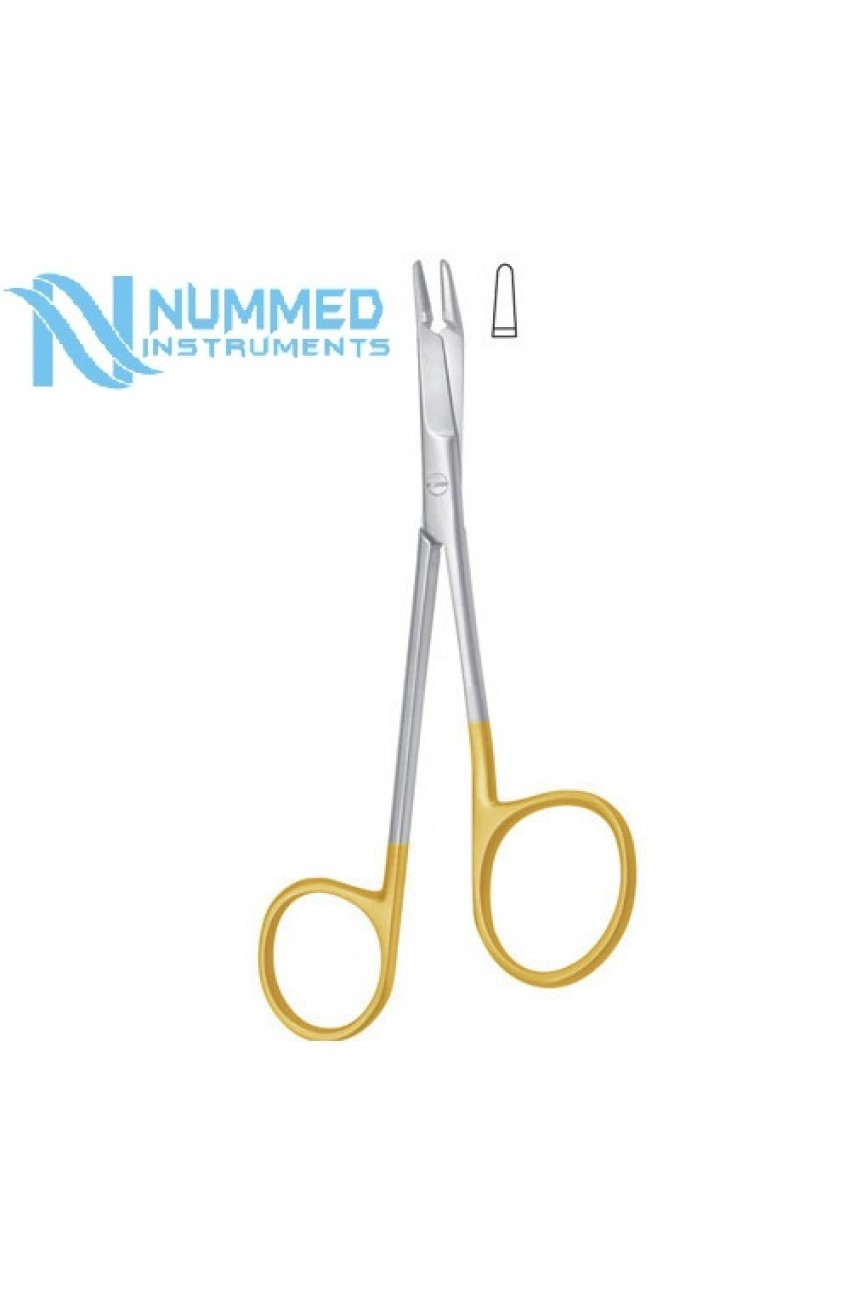 Gillies T.C. (Tungsten Carbide) Needle Holder,Smooth Jaws ,11 cmTungsten Carbide Needle Holders
