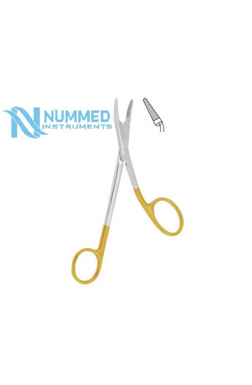 Gillies T.C. (Tungsten Carbide) Needle Holder ,15 cmTungsten Carbide Needle Holders